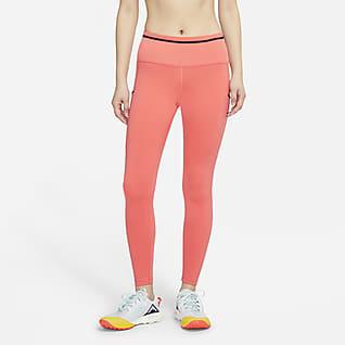 Nike Epic Luxe Women's Mid-Rise Trail Running Leggings