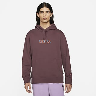 Nike SB Dzianinowa bluza z kapturem do skateboardingu Premium