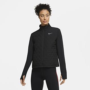 Nike AeroLayer Casaco de running para mulher