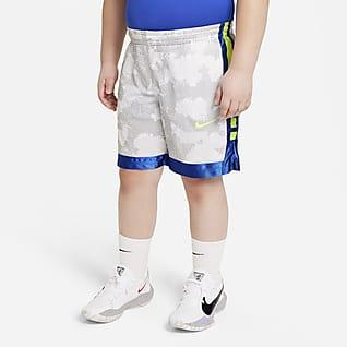 Nike Elite Super Shorts de básquetbol para niños talla grande (talla extendida)