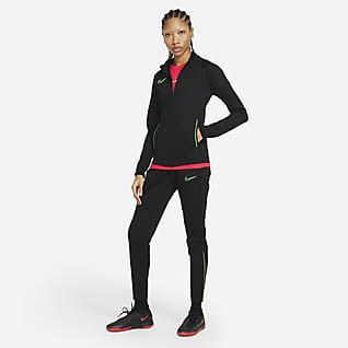 Nike Dri-FIT Academy Knit voetbaltrainingspak voor dames