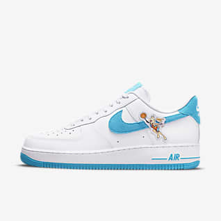 Nike Air Force1'07 x Space Jam: A Legacy Chaussure pour Homme