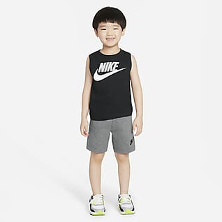 Nike Toddler Tank Top and Shorts Set