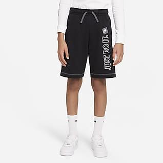 Nike Sportswear Shorts JDI para niño talla grande