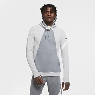 Nike Dri-FIT Academy Sudadera con capucha sin cierre de fútbol para hombre