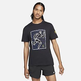 Nike Dri-FIT Hackney Koşu Tişörtü