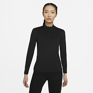 Nike Dri-FIT UV Victory Camisola de golfe de manga comprida para mulher