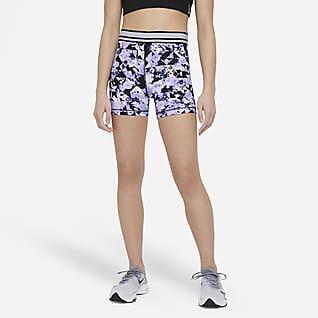 Nike Pro Shorts för ungdom (tjejer)