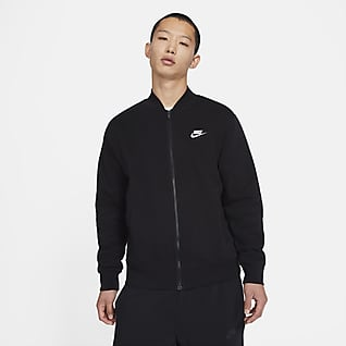Nike Sportswear Club Fleece Casaco bomber para homem