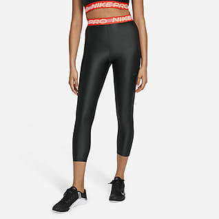 Nike Pro Leggings de 7/8 de talle alto - Mujer