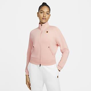 NikeCourt Veste de tennis à zip pour Femme