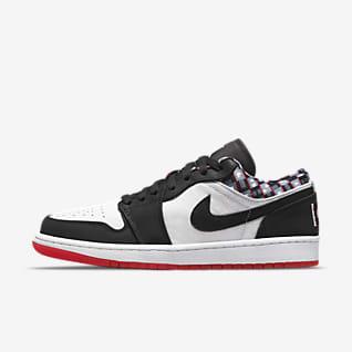 Air Jordan 1 Low Quai 54 Мужская обувь