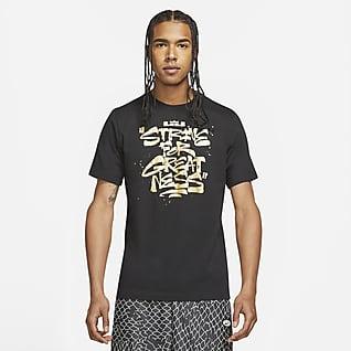 """LeBron """"Strive For Greatness"""" T-shirt de basquetebol para homem"""