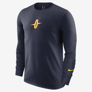 Golden State Warriors Courtside City Edition Men's Nike NBA T-Shirt