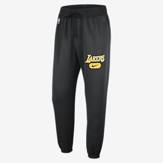 Los Angeles Lakers Spotlight Nike NBA-herenbroek met Dri-FIT