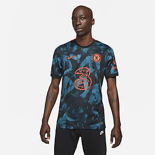 Chelsea FC 2021/22 Stadium Third เสื้อแข่งฟุตบอลผู้ชาย Nike Dri-FIT