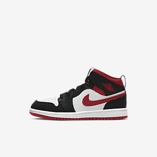 Jordan 1 Mid Younger Kids' Shoe
