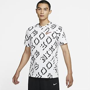 "Nike ""Hoops"" 男子印花篮球T恤"