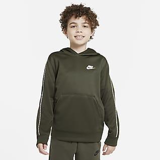 Nike Sportswear Older Kids' (Boys') Pullover Hoodie