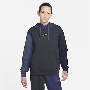 Nike Sportswear Damska bluza z kapturem