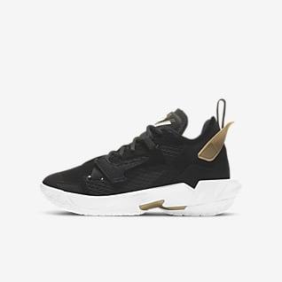 Jordan 'Why Not?' Zer0.4 Big Kids' Basketball Shoes