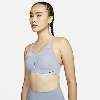 Nike Dri-FIT Alpha สปอร์ตบราผู้หญิงซัพพอร์ตระดับสูง