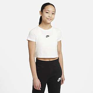 Nike Sportswear Tee-shirt court pour Fille plus âgée