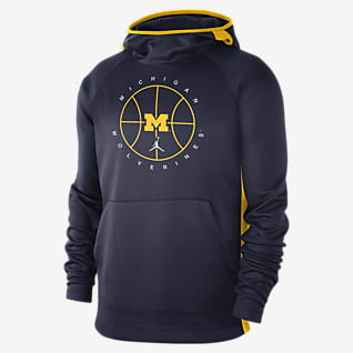 Jordan College Spotlight (Michigan) Men's Pullover Hoodie