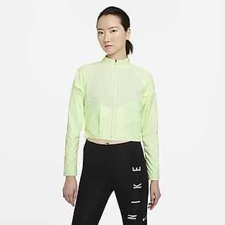 Nike Run Division เสื้อวิ่งผู้หญิง