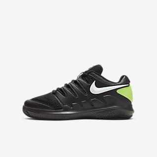 NikeCourt Jr. Vapor X Küçük/Genç Çocuk Tenis Ayakkabısı