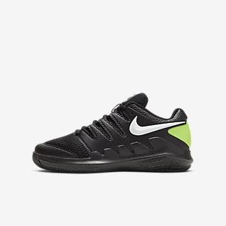 NikeCourt Jr. Vapor X Little/Big Kids' Tennis Shoe
