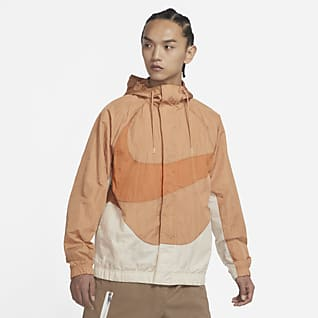 Nike Sportswear Swoosh Men's Woven Lined Jacket