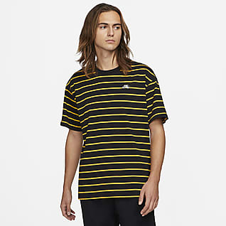 Nike SB Ριγέ T-Shirt skateboarding