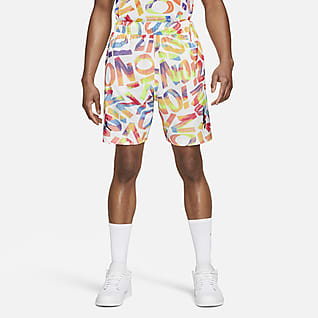 Jordan Dri-FIT Zion Pantalons curts de teixit Woven d'alt rendiment - Home