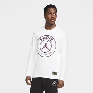 Paris Saint-Germain Men's Long-Sleeve T-Shirt