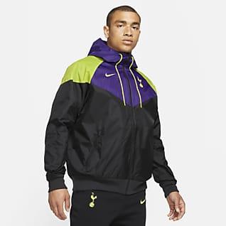 Tottenham Hotspur Windrunner Men's Hooded Football Jacket