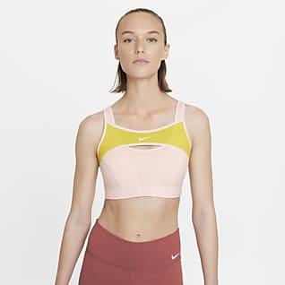 Nike Alpha UltraBreathe Brassière de sport à maintien supérieur pour Femme
