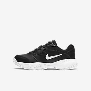 NikeCourt Jr. Lite 2 Calzado de tenis para niños talla grande