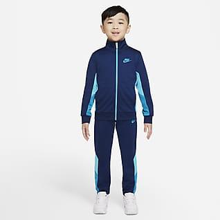 Nike Caja de conjunto de entrenamiento para niños talla pequeña