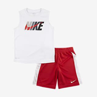 Nike Dri-FIT 2-Piece 幼童套装