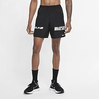 Nike Challenger Wild Run Calções de running com grafismo para homem
