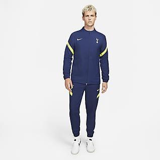 Tottenham Hotspur Strike Fotbollstracksuit Nike Dri-FIT för män