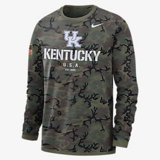 Nike College Dri-FIT (Kentucky) Men's Long-Sleeve Sweatshirt