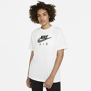 Nike Air Boyfriendtröja för kvinnor