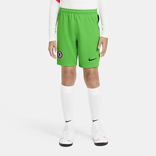 Chelsea FC 2020/21 Stadium Goalkeeper Shorts da calcio - Ragazzi