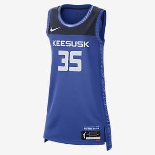 Jonquel Jones Sun Rebel Edition Camiseta Nike Dri-FIT WNBA Victory