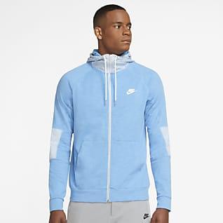 Nike Sportswear Modern Essentials Sudadera con capucha de cierre completo ligera para hombre
