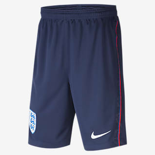 England Stadium 2020 Home Older Kids' Football Shorts