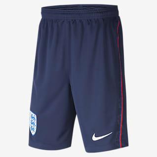 Inghilterra Stadium 2020 Home Shorts da calcio - Ragazzi