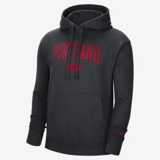 Portland Trail Blazers Heritage Men's Nike NBA Pullover Hoodie